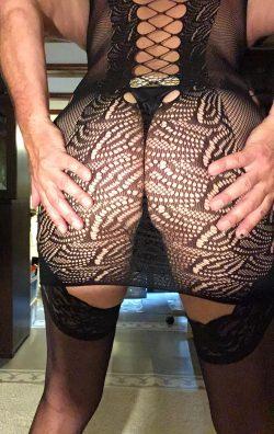 Me, my ass & a sexy dress