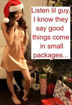 Small Packages…