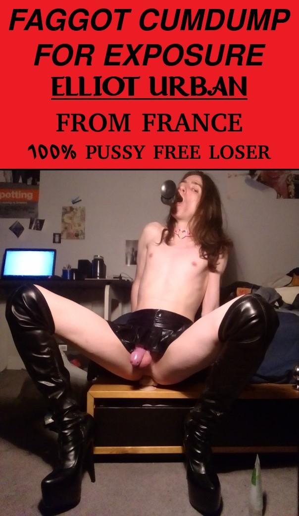 faggot cumdump beta loser