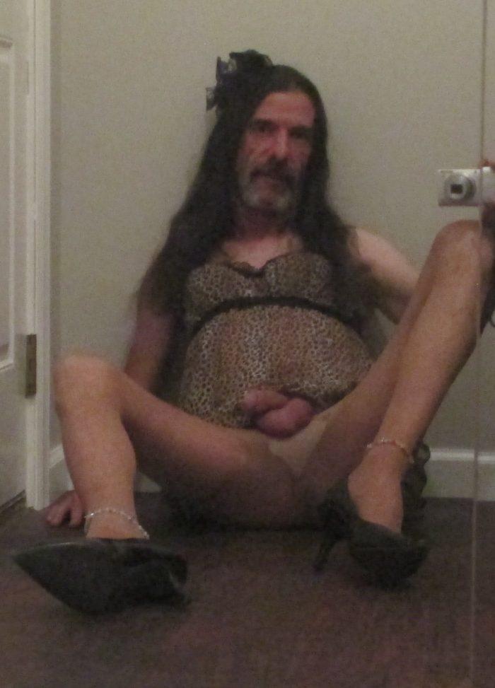 sissy need a man