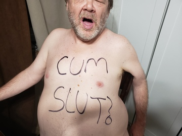 im a cum whore