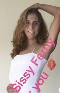 I'm sissy FERNY ready for you