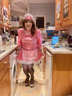 Sissy Slut Joanna Pretty In Pink