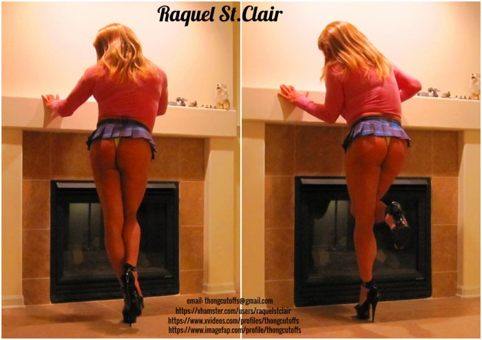 Raquel Generating Some Heat
