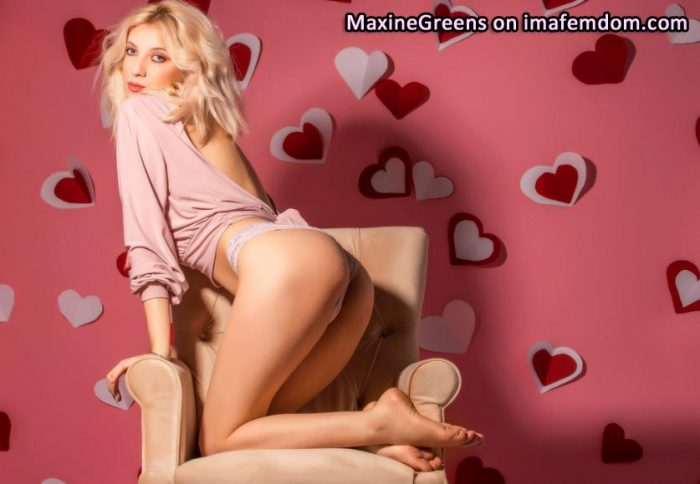 Spend Valentines Day falling in love with my feet and panties