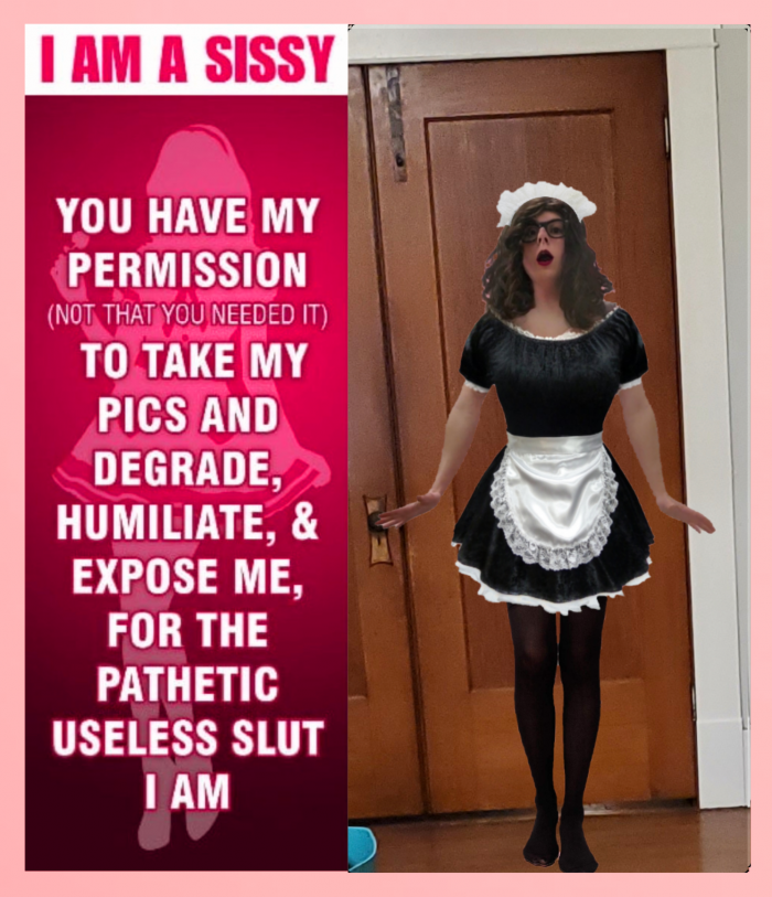 Sissy Bimb Brandy Exposed
