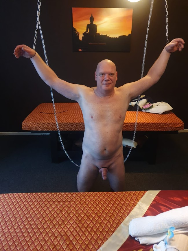 Ready for my punishment