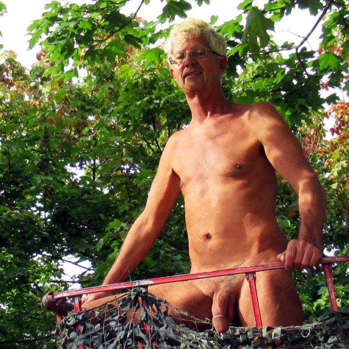 Norbert Kempe naked