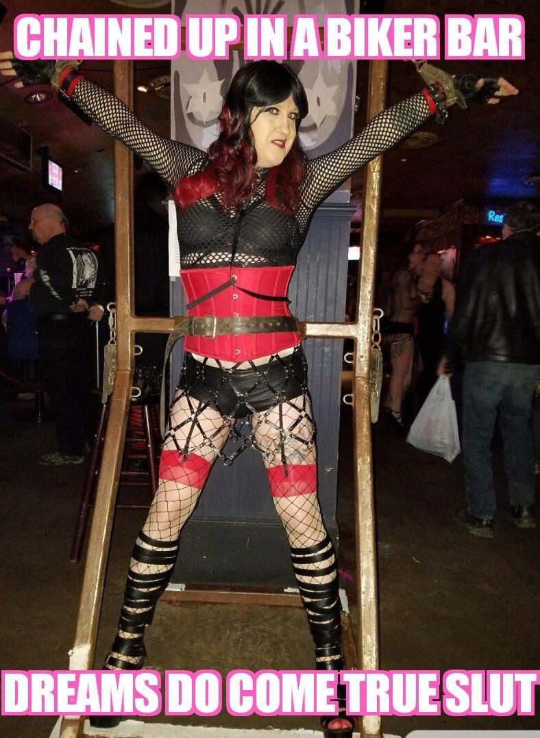 sissy slut gonna be the cum queen