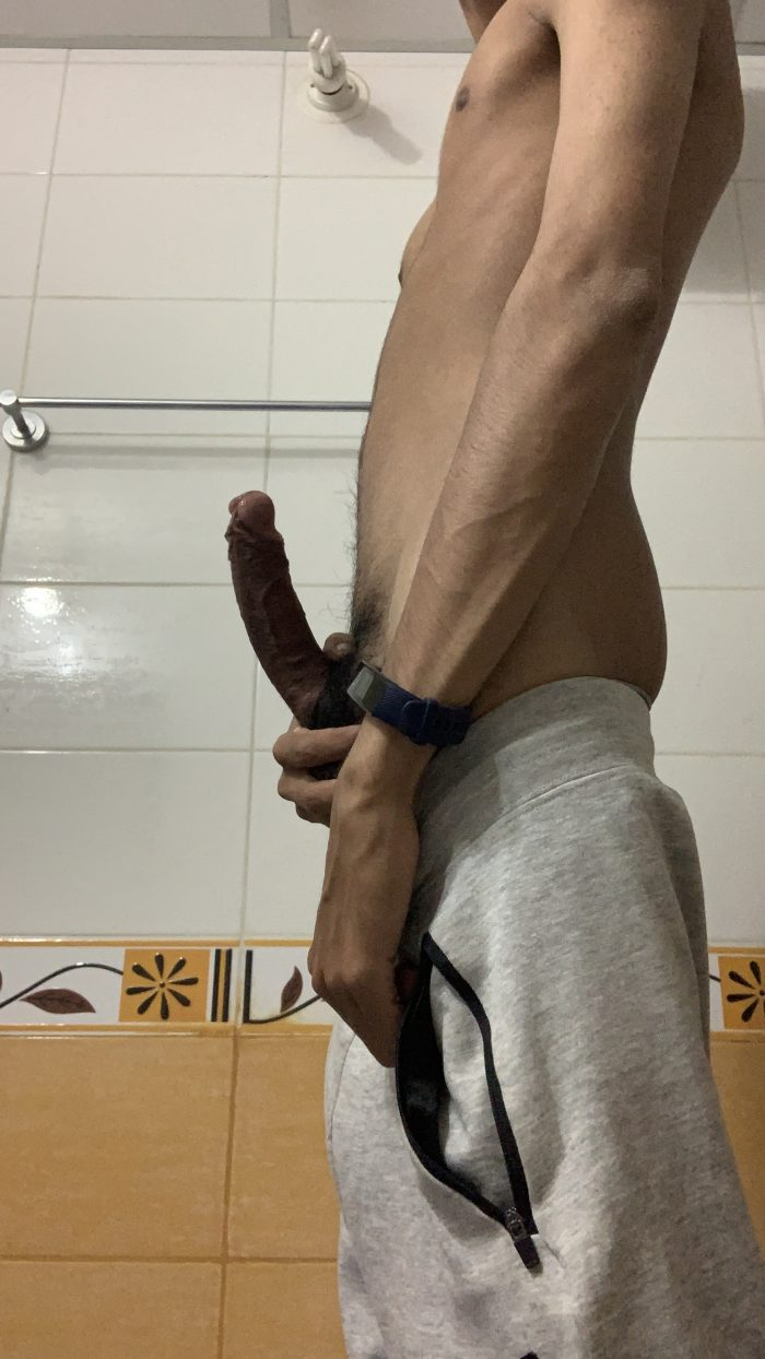 Rate my dick please
