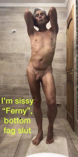 "Sissy ""FERNY"" for you 💋💋💋"