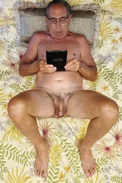 Jim Naked Reading