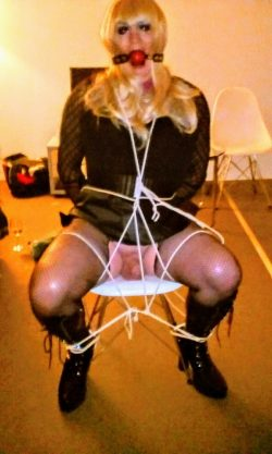 Traceylove1 just loves bondage