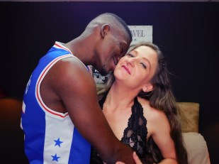 Watch this white cougar take my BBC while you pretend it is you