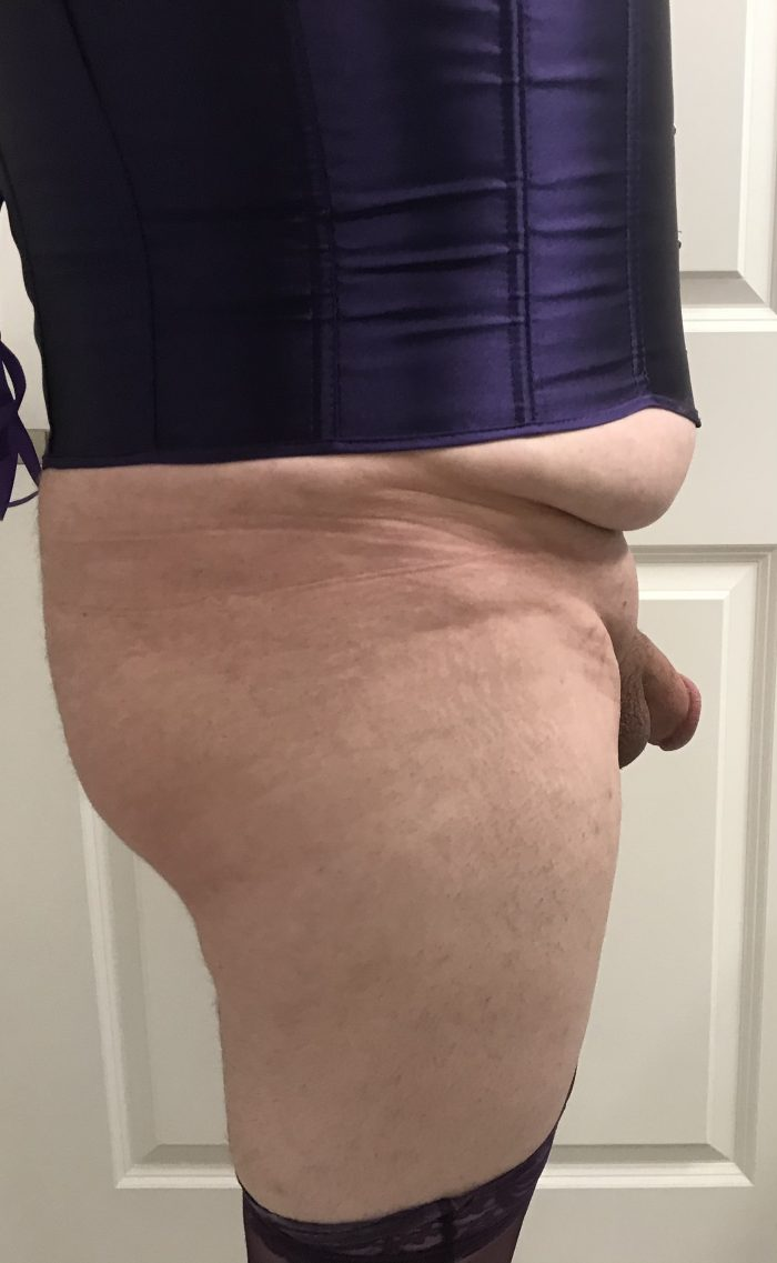 When your boner doesn't go past your balls, this is what you wear.