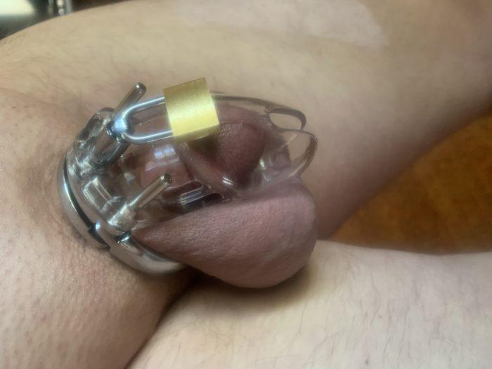 Locked up