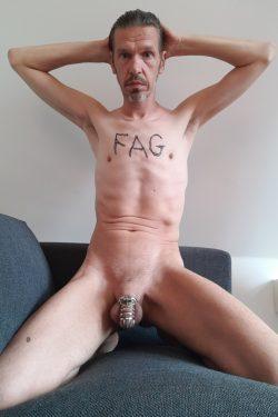 Locked Fag