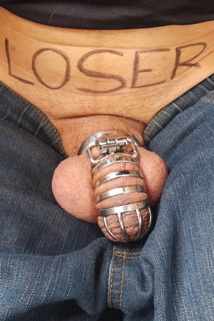 Chastity Loser
