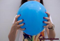 Should I pop this balloon? I think I might