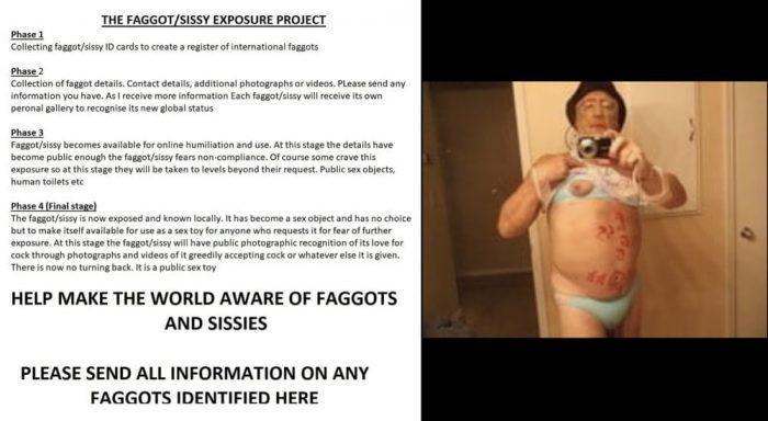 Expose the Fag!