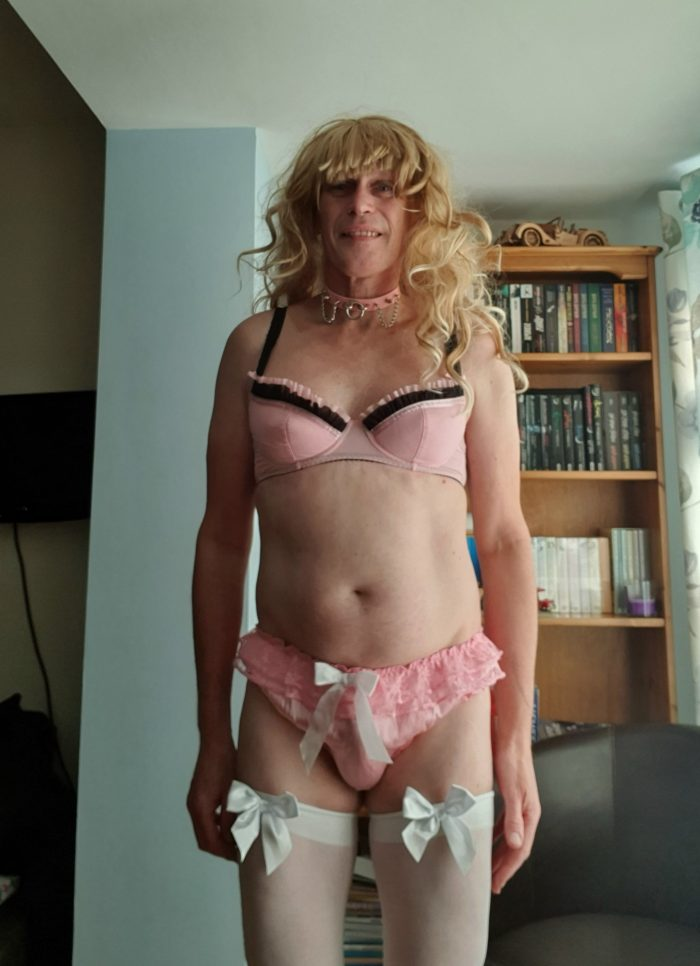 Submissive sissy slut