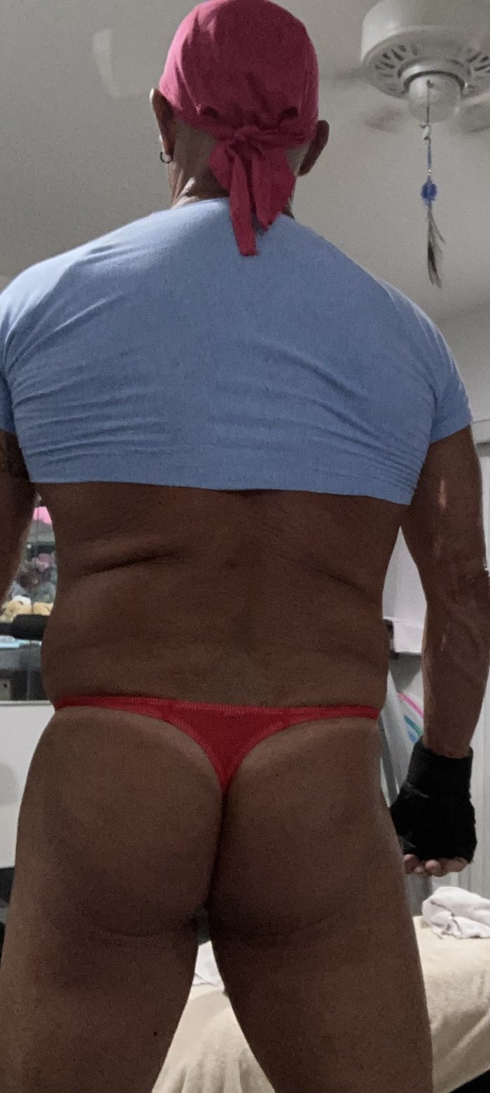 slutrobbie after 3 months of nothing but sissy slut ass growing exercises, progress pictures