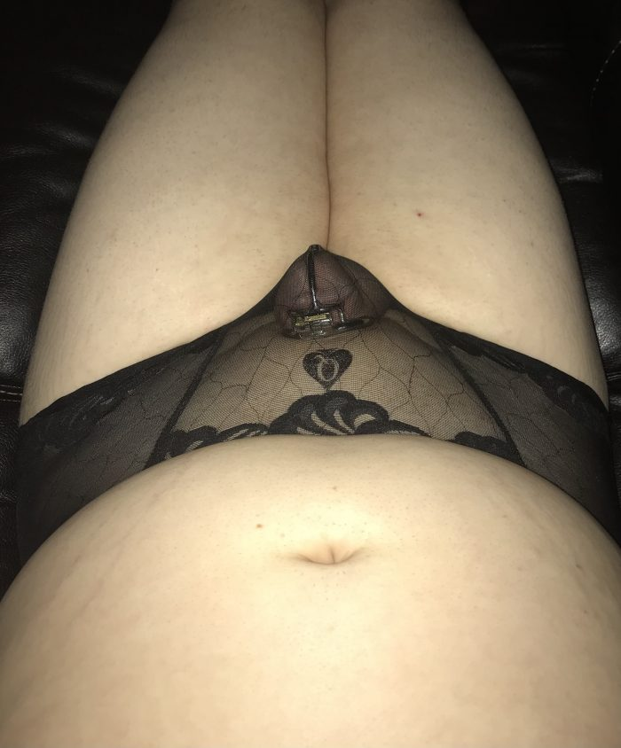 Does cucky belong in panties? Comment yes or no below.