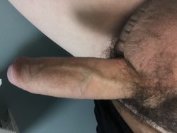 Rate my fat cock