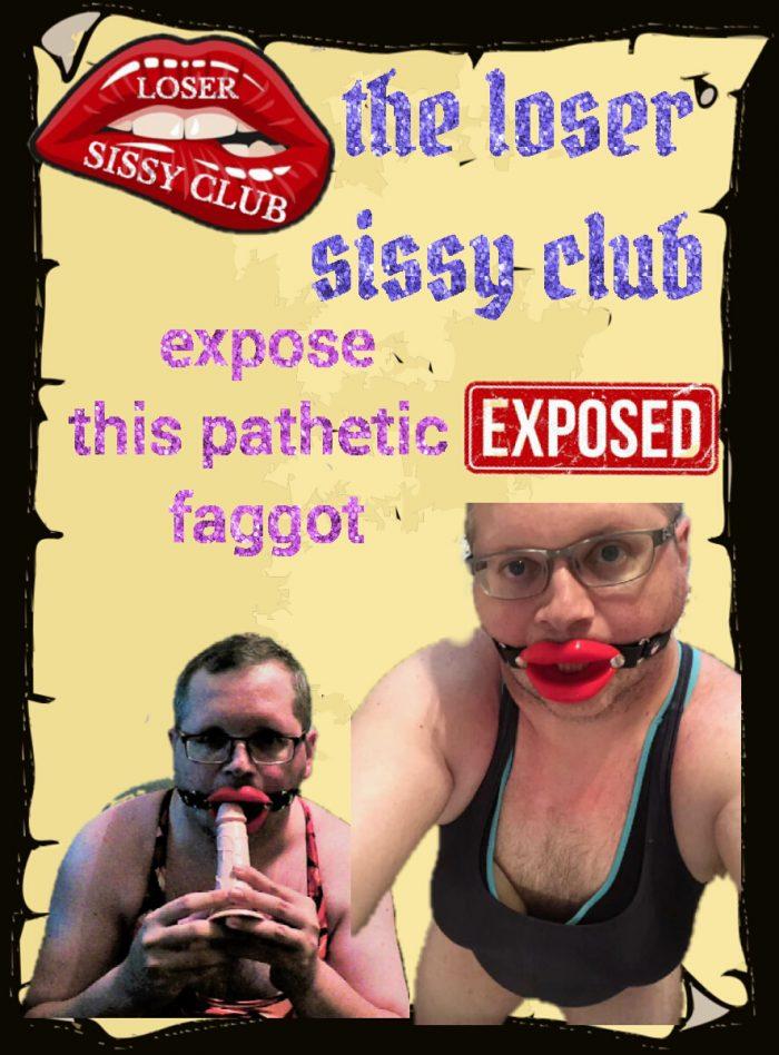 The loser club swimsuitslave aka sissy Jessica