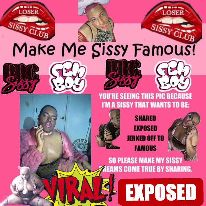 The loser sissy club Exposed faggot Victor velvet