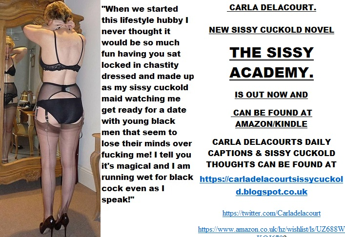 The Cuckoldress dressing for a date