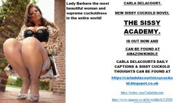 Lady Barbara my dream Cuckoldress