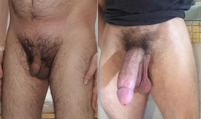 thighs comparison