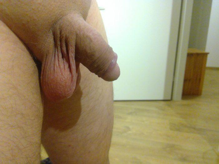 My soft dick.