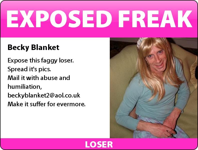 Expose this loser !