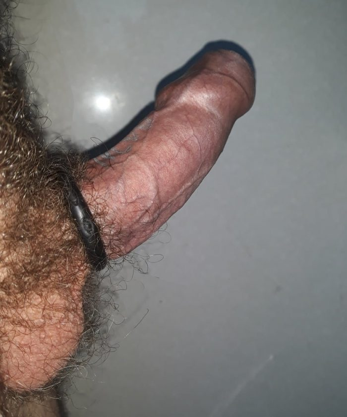 4 1/2″ of solid cock
