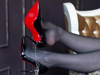 Tug that tiny prick to my heels