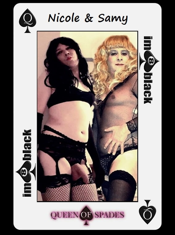 nothing better than two sissy sluts performing for bbc