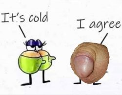 The effects of cold weather