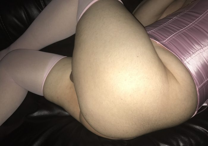 Cucky doesn't want big cock tonight. Too bad sissy, it's coming anyway.
