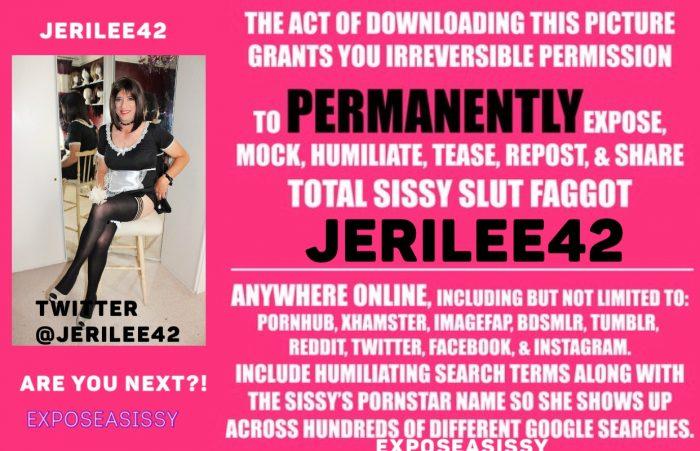 Sissy JeriLee Exposed