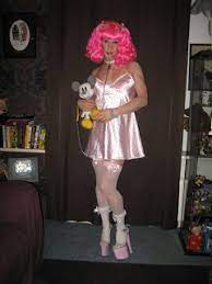 this sissy slut has become a 24/7 tranny whore