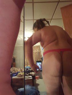 Fat sissy ass