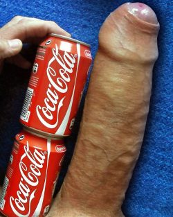 Soda Can Cock