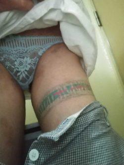 Lace panties for jessie espiritu sissy clitty