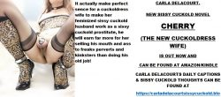 The only career for a sissy cuckold