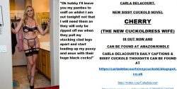 The cuckoldress wife