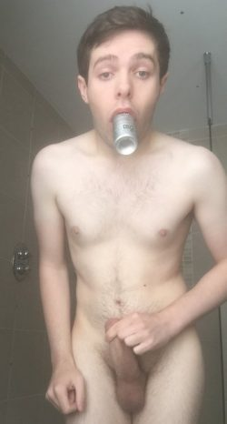 Dreaming of sucking cock while tugging my tiny dicklette