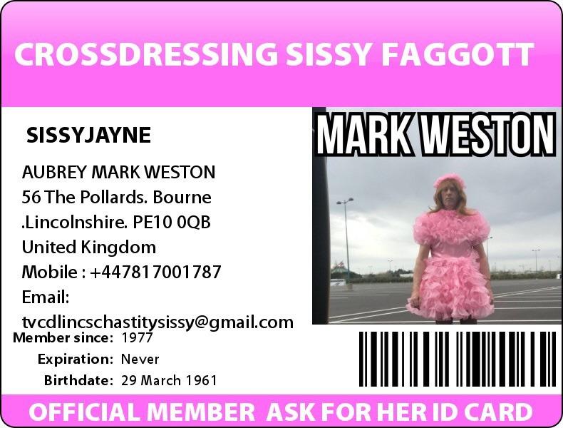 sissy slut Loves the short dresses, and her men love her bent over, expose the faggot