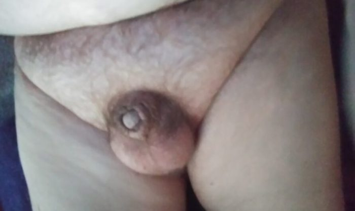 Should this remain shaved in panties and set to pee all the time. Alot say yes because of size.